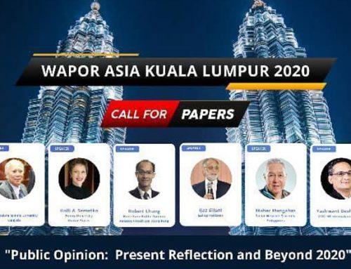 WAPOR Asia Kuala Lumpur 2020
